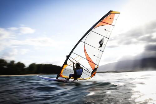 Kevin Pritchard on Maui